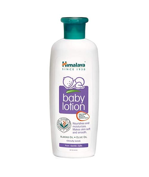 Baby Oil & Lotion