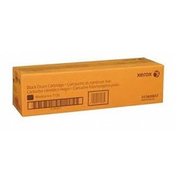 Xerox 013R00657 Drum Cartridge - Black