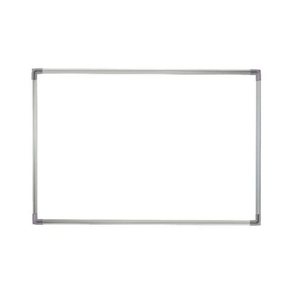 FIS White Board with Aluminium Frame FSWB120180CM - 120 x 180cm (pc)