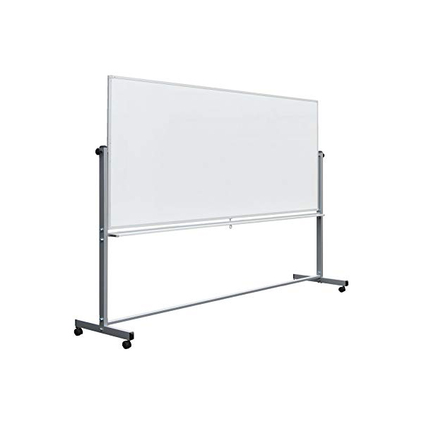 FIS White Board with Stand FSWB120180CM-R - 120 x 180cm (pc)