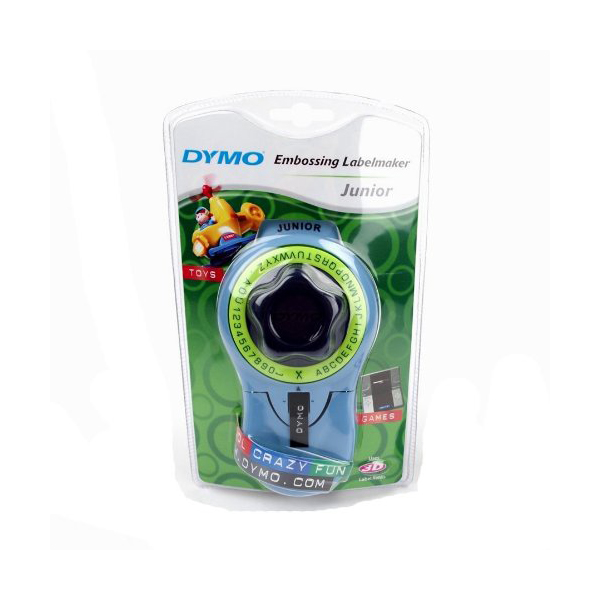 Dymo 12746 Junior Embossing Label Maker