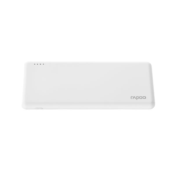 Rapoo Powerbank P20 (5000MAH) - White