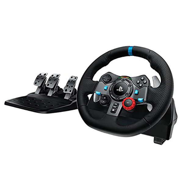 Logitech G29 Driving Force Racing Wheel for PS4, PS3 & PC