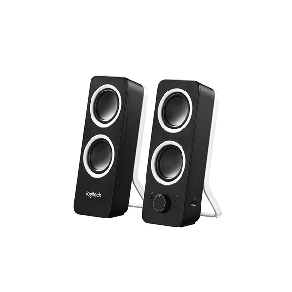 Logitech Z200 Multimedia Speakers -2.0 (Black)