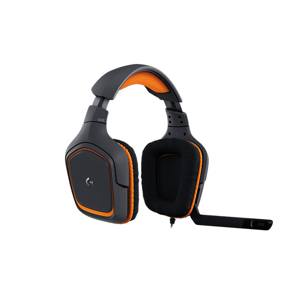 Logitech G231 Prodigy Gaming Headset - Analog