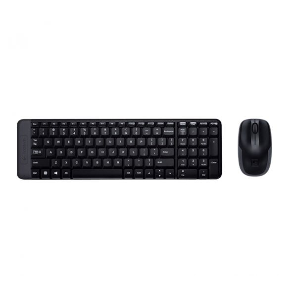Logitech MK220 Wireless Combo - English