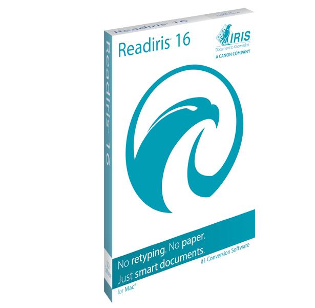 Readiris Pro 16 - ESD Mac