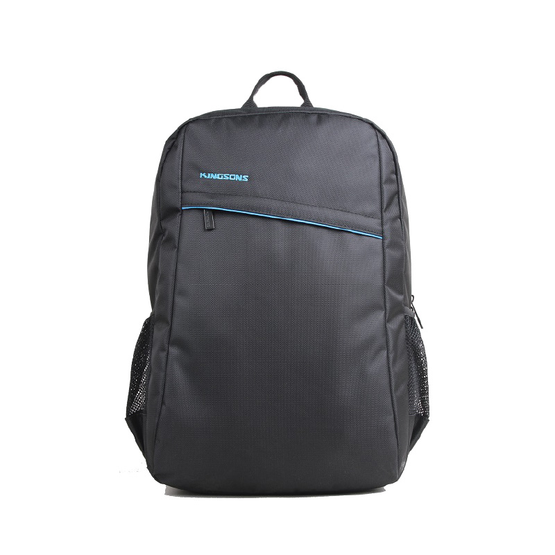 Kingsons Spartan Series 15.6 in Laptop Backpack - Black