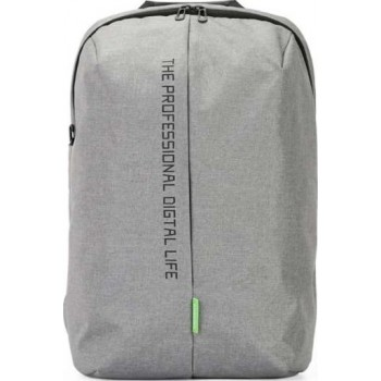 Kingsons Pulse series 15.6 in Laptop Backpack - Grey