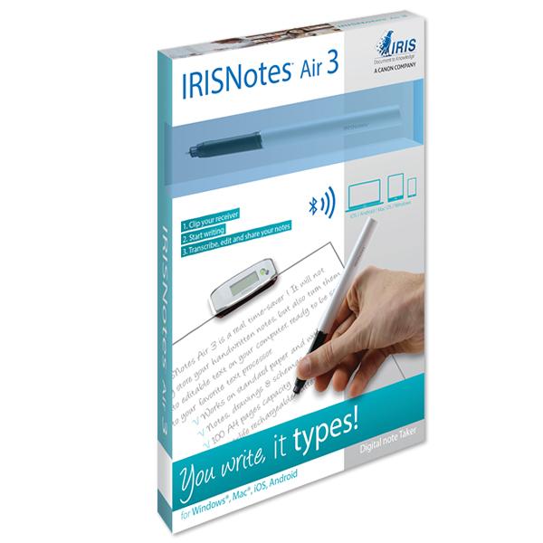 IRISNotes 3 Air