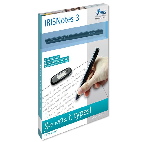 IRISNotes 3