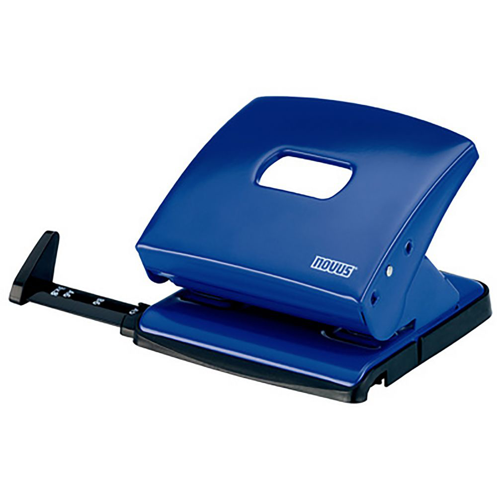 Novus C225 Puncher 16-sheets capacity - Blue (pc)