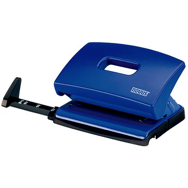 Novus C216 Puncher 16-sheets capacity - Blue (pc)