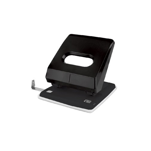 Kanex 2-Hole Puncher 30-sheets capacity - Black (pc)
