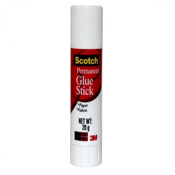 3M Scotch Gluestick 20G 6020-12 (pc)