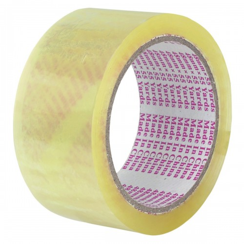 Conic Clear Packing Tape - 2in x 55yds (Box/72pc)
