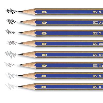 Faber Castell FCI12213H Lead Pencil 3H (pkt/12pc)