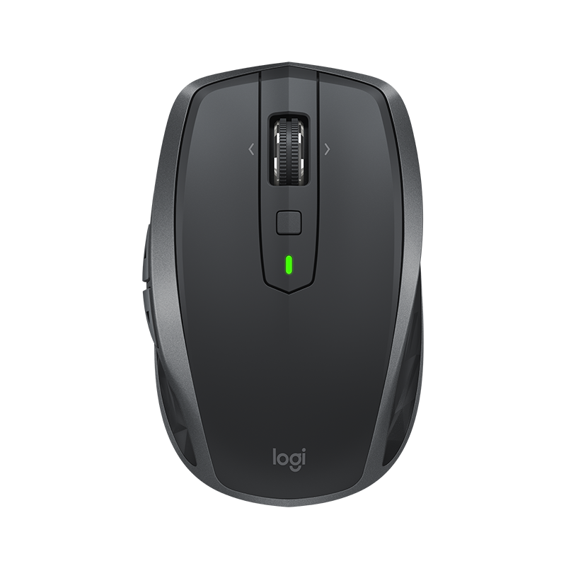 Logitech MX Anywhere 2S Wireless Mobile Mouse (Graphite)