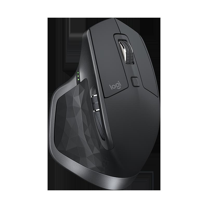Logitech MX Master 2S Wireless Mouse (Graphite)