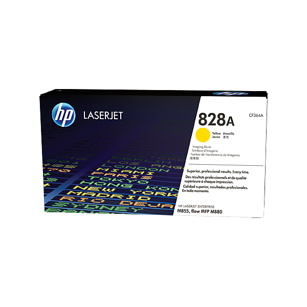 HP 828A Yellow Imaging Drum (CF364A)