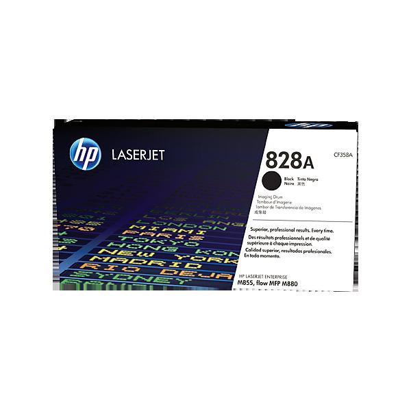 HP 828A Imaging Drum (CF358A) - Black