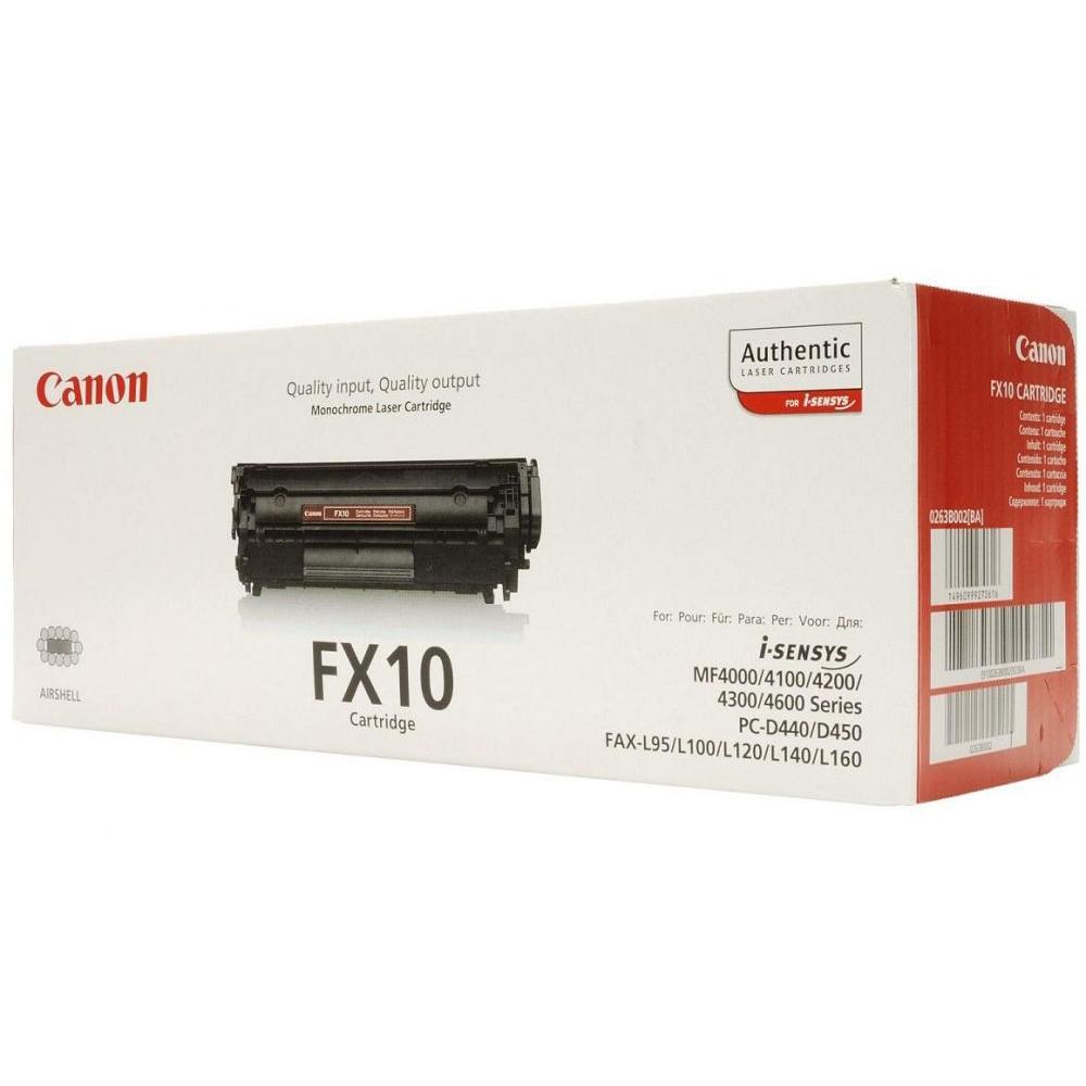 Canon FX10 Toner  Cartridge - Black