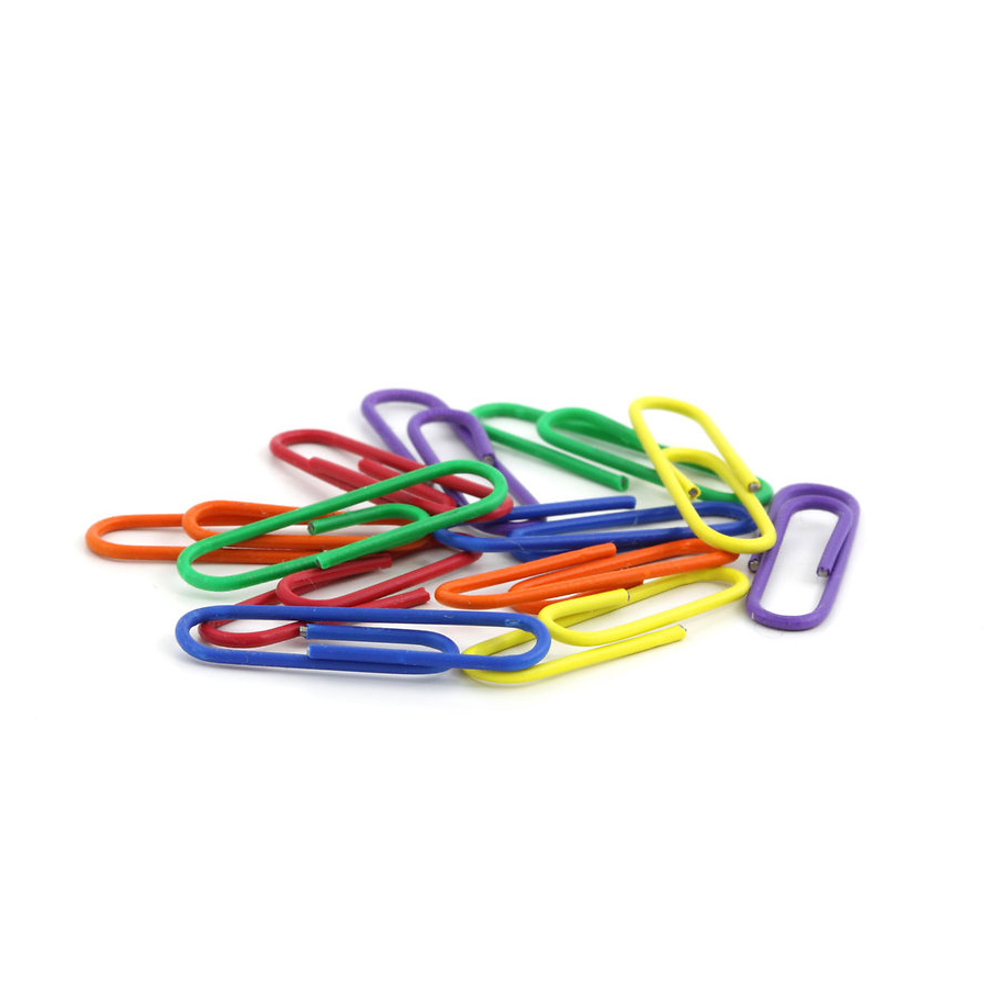 Modo MO558 Paper Clip Color 33mm  (pkt/100pc)