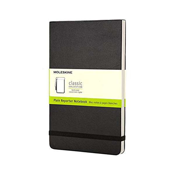 Moleskine Reporter Plain - Pocket (ME-QP513EN/9)
