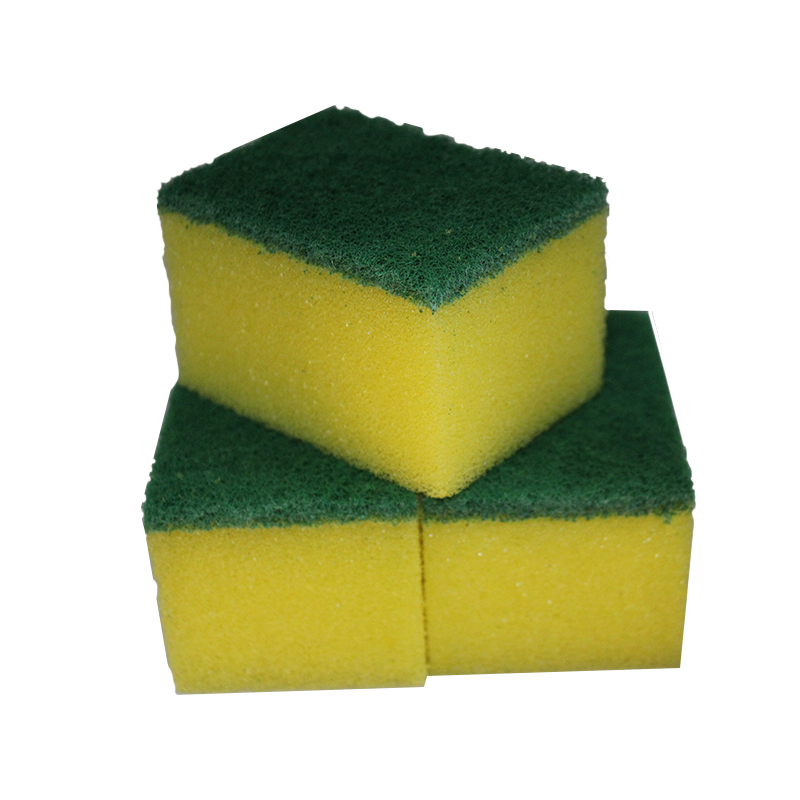 Sponge Scourer (pkt/3pc)