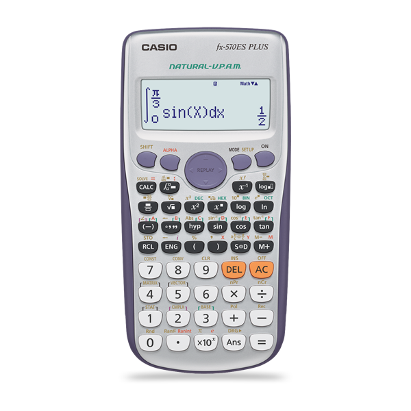 Casio FX 570ES Plus Calculator