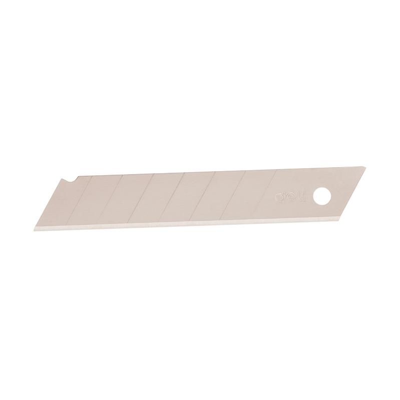 Deli E2011 Cutter Blades - 0.5 × 18 × 100mm (pkt/10pc)