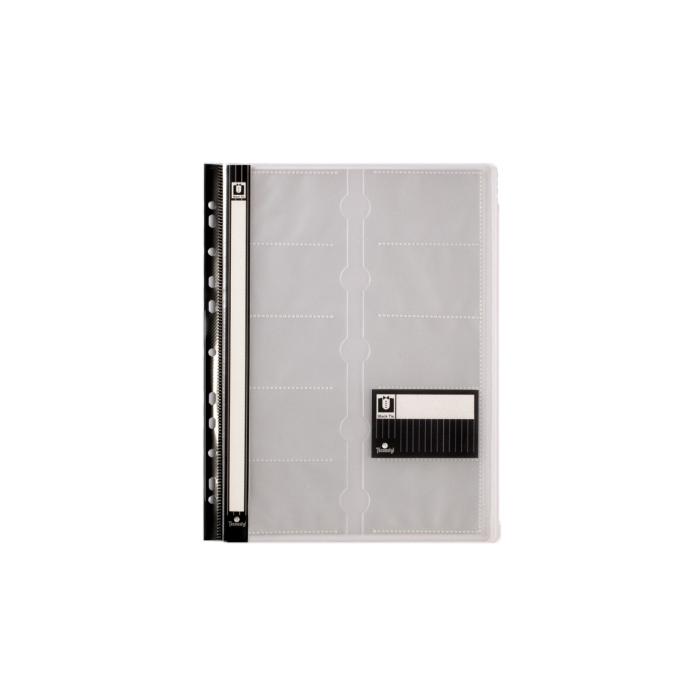 Tecnostyl BT224 Card File Name Card Holder Pocket (pc)