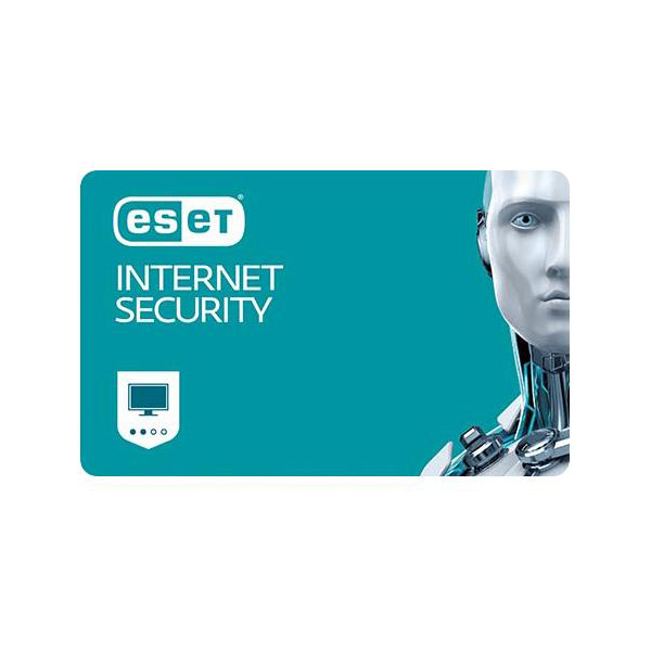 ESET INTERNET SECURITY V10 RP ME 1YR/ 1 USR