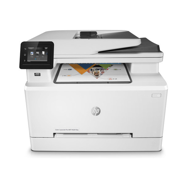 HP LaserJet Pro M281fdw (T6B82A)  All-in-One Wireless Color Laser Printer