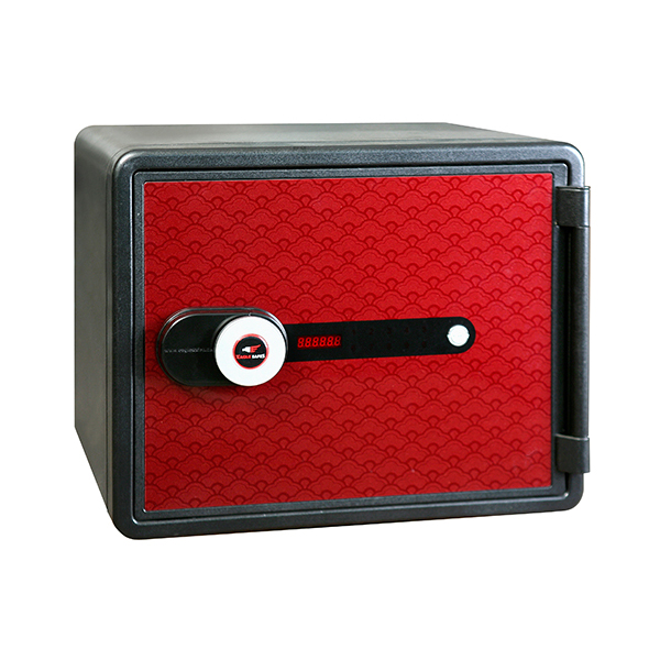 Eagle NPS-M020W Premium Fire Resistant Safe with Digital Lock - Wine