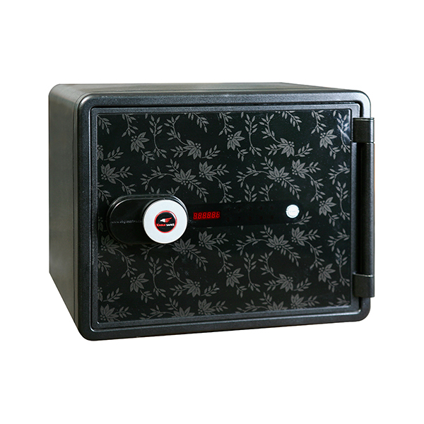 Eagle NPS-M020W Premium Fire Resistant Safe with Digital Lock - Black