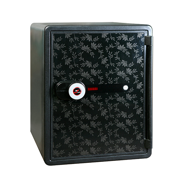 Eagle NPS-031DB Premium Fire Resistant Safe with Digital Lock - Black