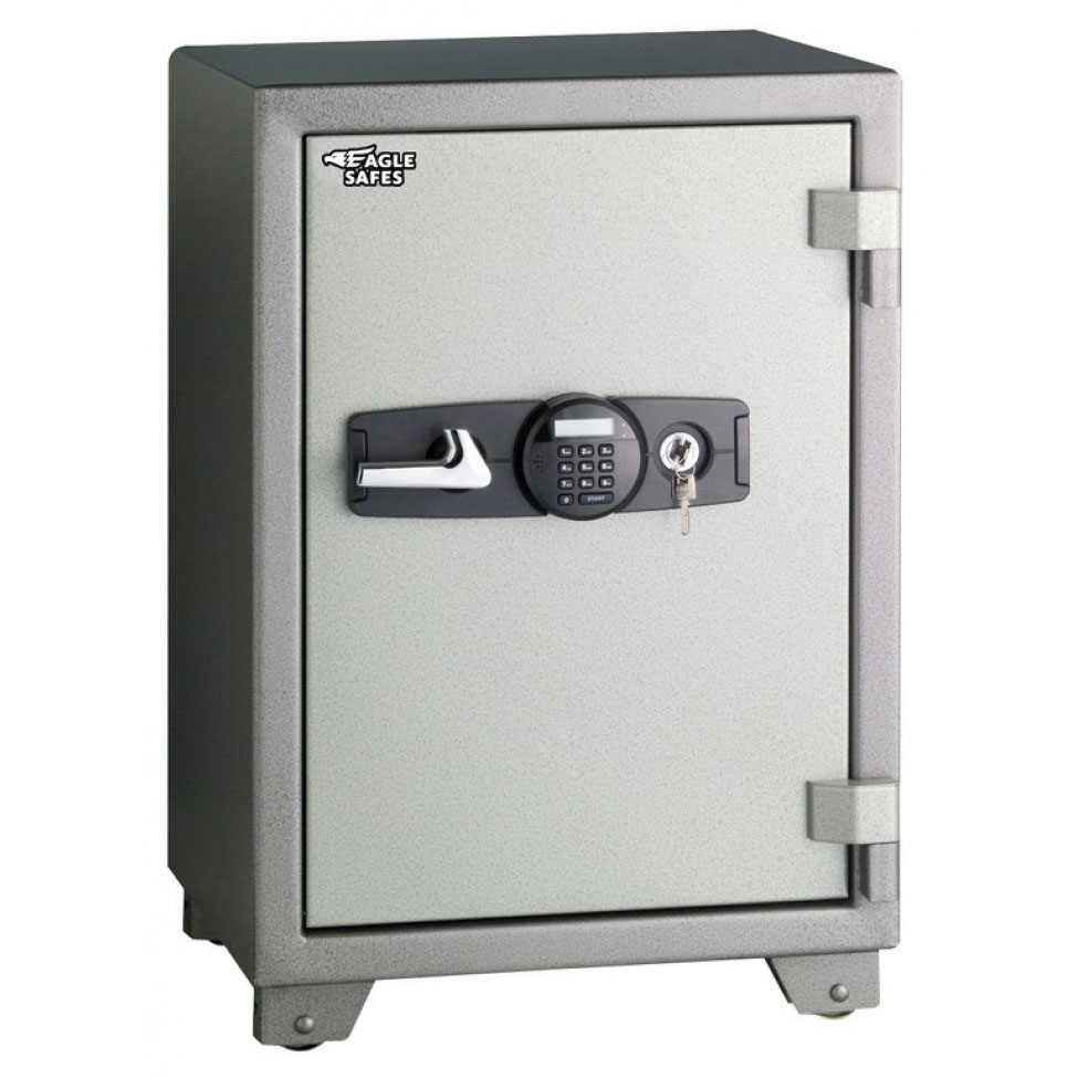Eagle ES-080 Fire Resistant Safe with Digital Lock & Key Lock