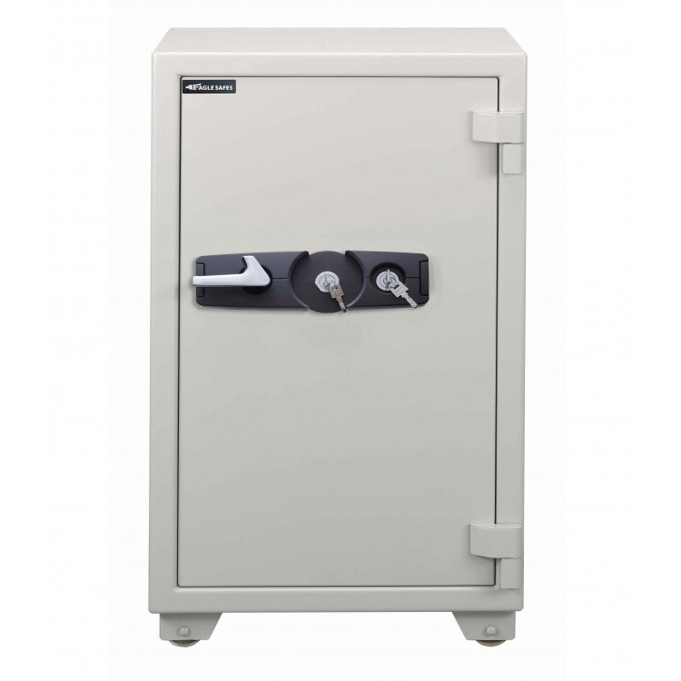 Eagle SS-100 K+K Fire Resistant Safe with 2 Key Lock