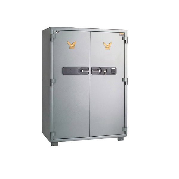 Eagle ES-700 Double Door Fire Resistant Safe with Digital Lock & Key Lock