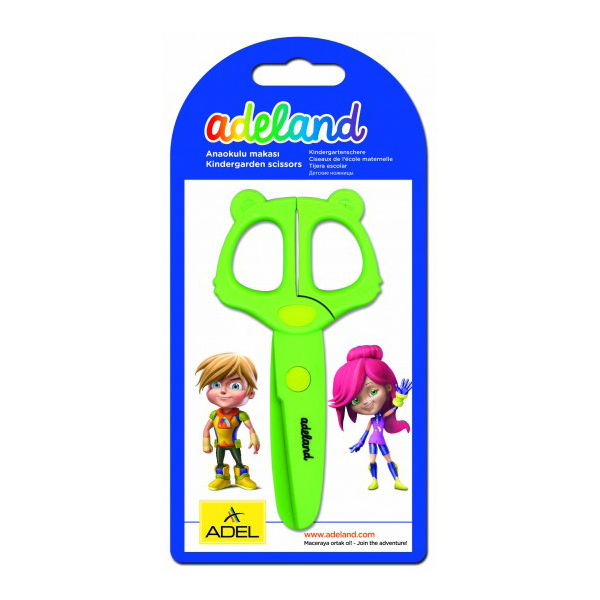 Adeland Kindergarden Scissors (pc)