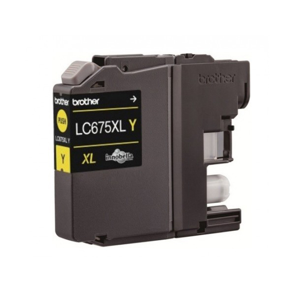 Brother LC675XL Yellow Ink Cartridge