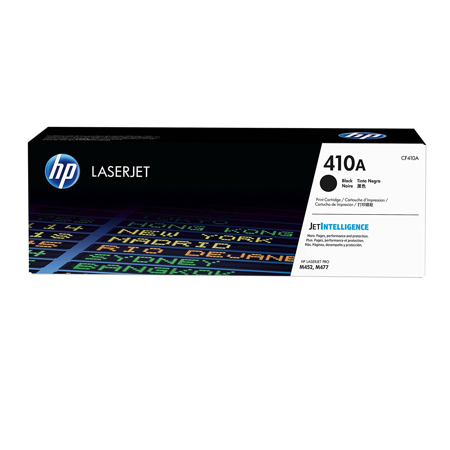 HP 410A (CF410A) Black Toner Cartridge