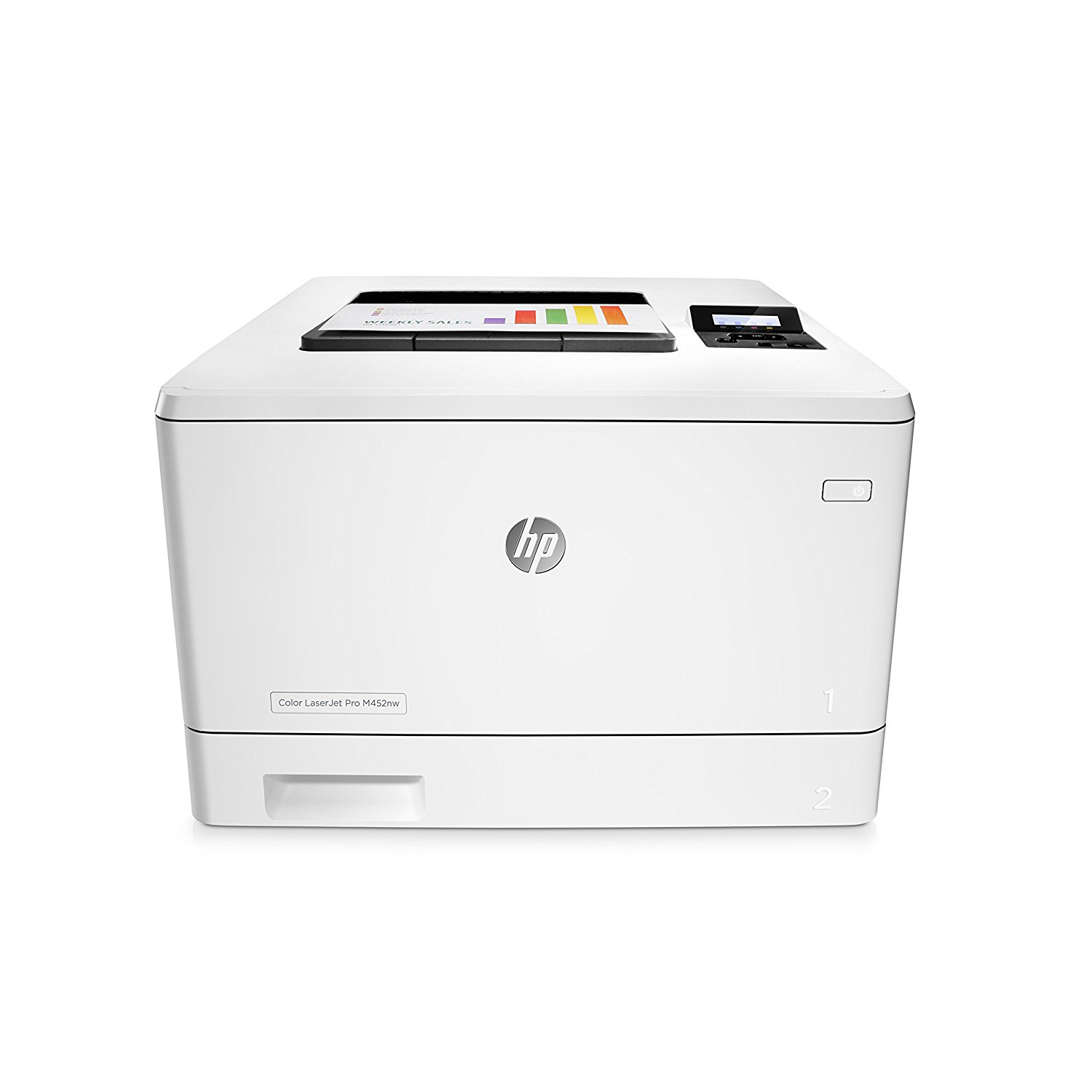 HP LaserJet Pro M452nw Wireless Color Laser Printer