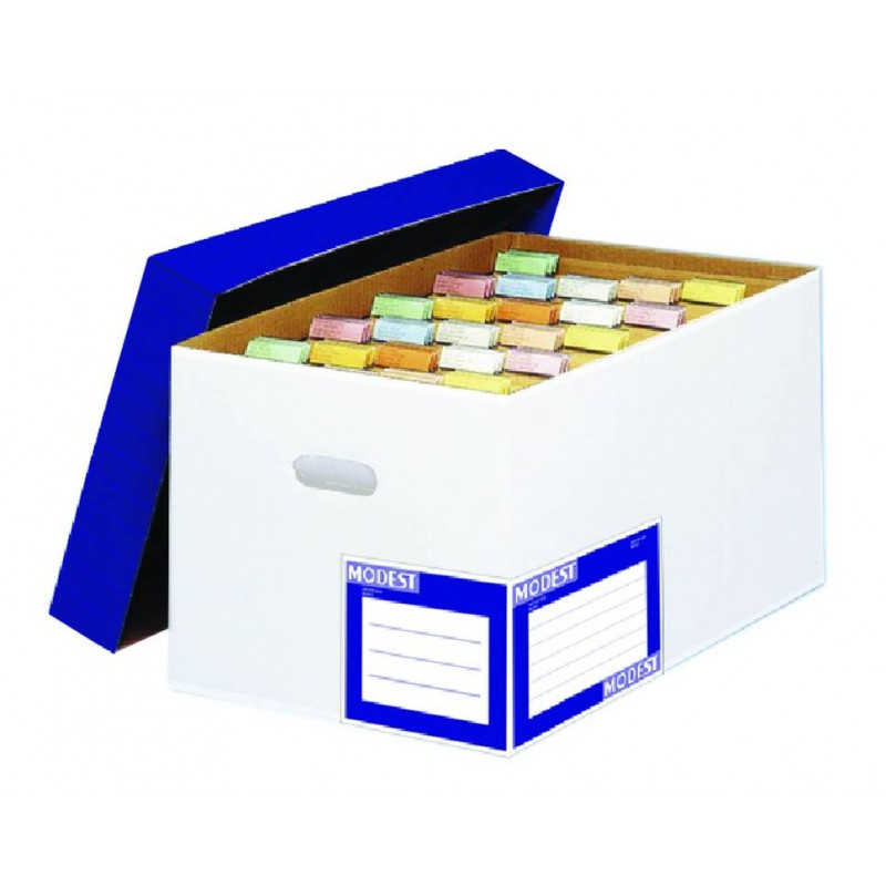 Modest MS813 Storage Box - 40.7 x 36.6 x 29.3cm (pc)