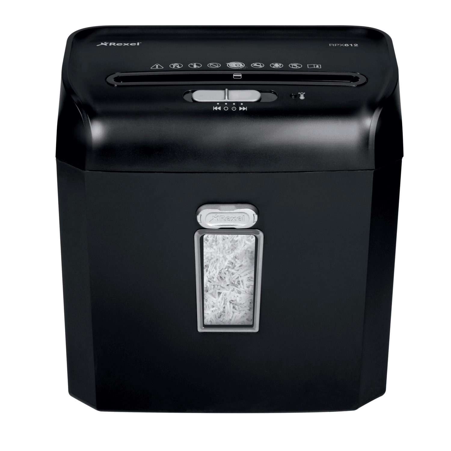 Rexel Promax RPX612 Cross Cut Shredder