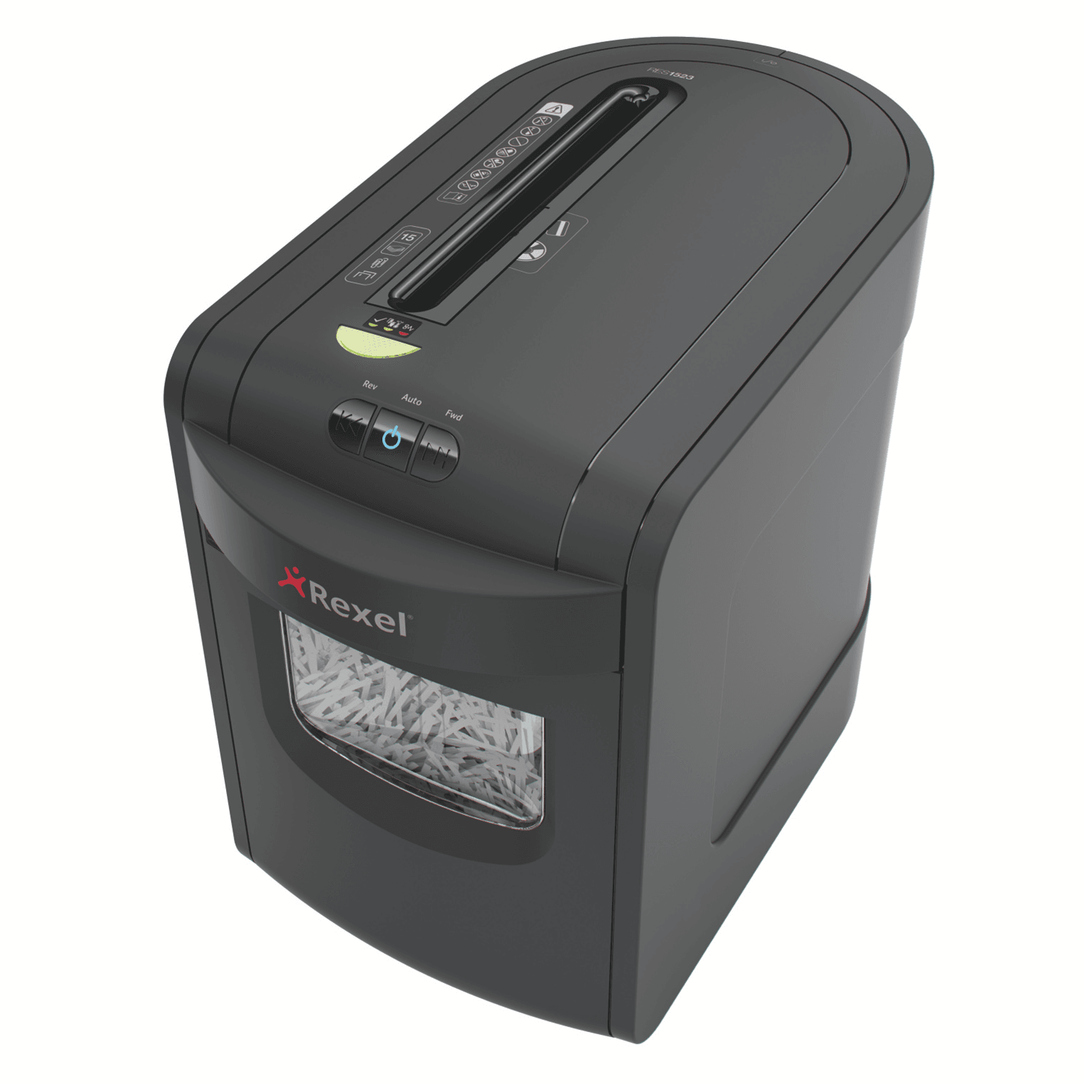 Rexel Mercury RES1523 Jam Free Shredder