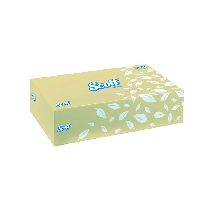 Scott Facial Tissue (pc)