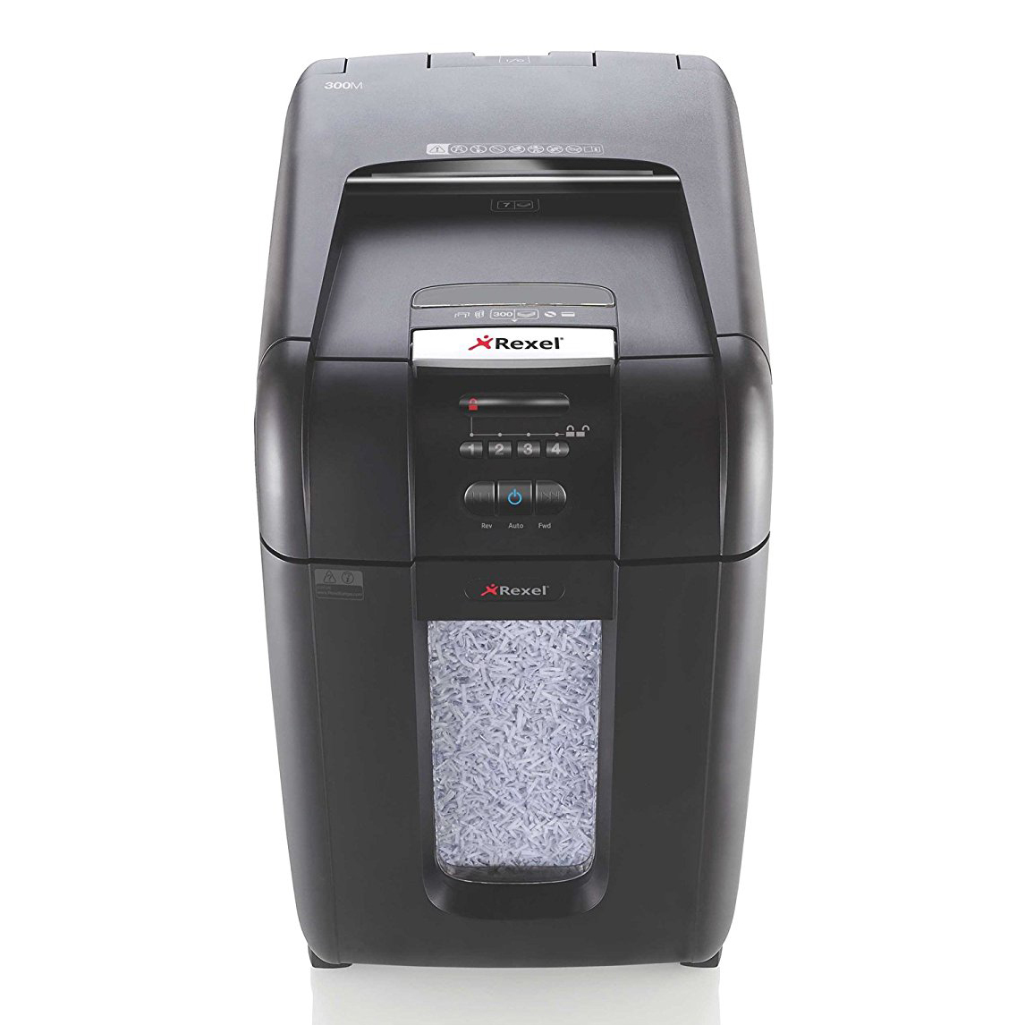 Rexel Auto+ 300M Micro Cut Shredder
