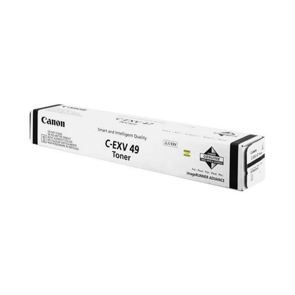 Canon C-EXV 49 Toner Cartridge - Black